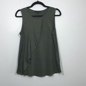 Banana Republic | Green Thick Strap Tank